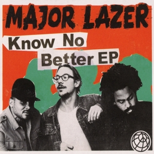 CD Shop - MAJOR LAZER KNOW NO BETTER
