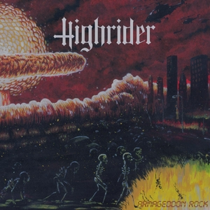 CD Shop - HIGHRIDER ARMAGEDDON ROCK