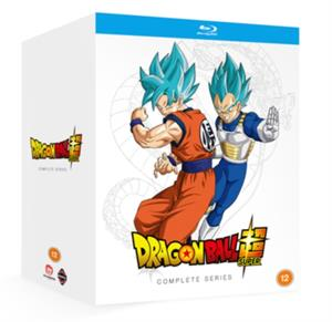 CD Shop - ANIME DRAGON BALL SUPER: COMPLETE SERIES
