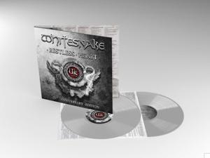 CD Shop - WHITESNAKE RESTLESS HEART (SILVER VINYL ALBUM)