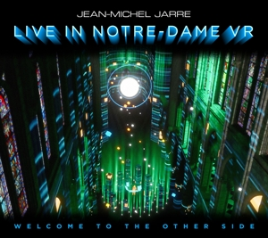 CD Shop - JARRE, JEAN-MICHEL Welcome To The Other Side
