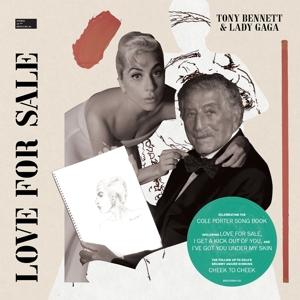CD Shop - LADY GAGA/TONY BENNETT LOVE FOR SALE