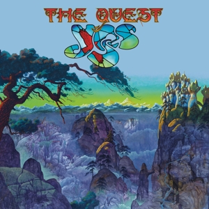 CD Shop - YES The Quest