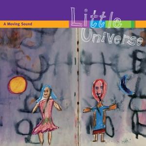 CD Shop - A MOVING SOUND LITTLE UNIVERSE