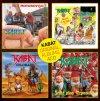 CD Shop - KABAT ORIGINAL ALBUMS 4CD VOL.1