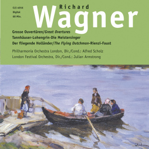 CD Shop - WAGNER, R. GROSSE OUVERTUREN