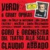 CD Shop - ABBADO/C&O TEATRO SCALA 6 OPER