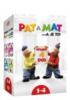 CD Shop - PAT A MAT 1-4 4DVD