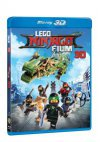 CD Shop - LEGO NINJAGO FILM 2BD (3D+2D)