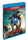 CD Shop - IRON MAN 3. 2BD (3D+2D)
