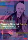 CD Shop - TAKACS QUARTETT KVARTETY SMYCCOVE 2,3,4,6
