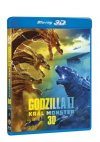 CD Shop - GODZILLA II KRáL MONSTER 2BD (3D+2D)