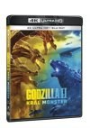 CD Shop - GODZILLA II KRáL MONSTER 2BD (UHD+BD)