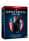 CD Shop - CAPTAIN AMERICA TRILOGIE 1.-3. 6BD (3D+2D)