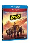 CD Shop - SOLO: STAR WARS STORY 3BD (3D+2D+BONUS DISK)