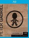 CD Shop - GABRIEL PETER GROWING UP LIVE &../CD