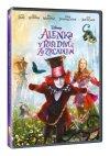 CD Shop - ALICA V KRAJINE ZA ZRKADLOM (SK) DVD