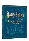 CD Shop - HARRY POTTER A PRINC DVOJí KRVE (BD+DVD BONUS) - STEELBOOK