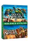 CD Shop - ŽELVY NINJA KOLEKCE 1.-2. 2BD