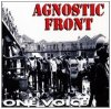CD Shop - AGNOSTIC FRONT ONE VOICE -REISSUE-