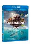 CD Shop - ALDABRA: BYL JEDNOU JEDEN OSTROV BD (3D+2D)