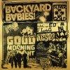 CD Shop - BACKYARD BABIES SLIVER AND GOLD