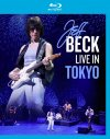 CD Shop - BECK, JEFF LIVE IN TOKYO