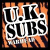 CD Shop - U.K. SUBS WARHEAD -CD+DVD-