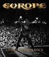 CD Shop - EUROPE LIVE AT SWEDEN ROCK