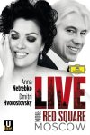 CD Shop - NETREBKO/HVOROSTOVSKY LIVE FROM RED SQUARE