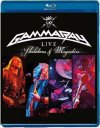 CD Shop - GAMMA RAY SKELETONS & MAJESTIES LIVE