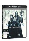 CD Shop - MATRIX RELOADED 3BD (UHD+BD+BONUS DISK)