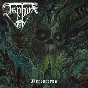 CD Shop - ASPHYX Necroceros