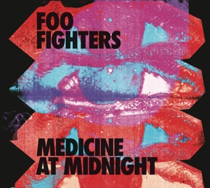 CD Shop - FOO FIGHTERS MEDICINE AT MIDNIGHT
