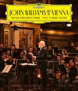 CD Shop - WILLIAMS, JOHN/ANNE-SOPHI JOHN WILLIAMS IN VIENNA