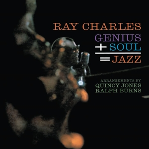 CD Shop - CHARLES, RAY GENIUS + SOUL = JAZZ