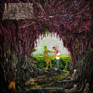 CD Shop - UNDEATH LESIONS OF A DIFFERENT KIND