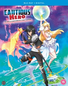 CD Shop - ANIME CAUTIOUS HERO - THE HERO IS OVERPOWERED BUT OVERLY CAUTIOUS...