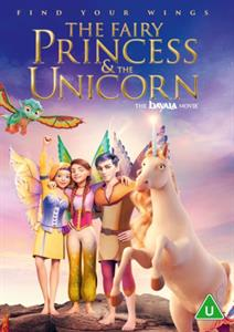 CD Shop - ANIMATION FAIRY PRINCESS AND THE UNICORN