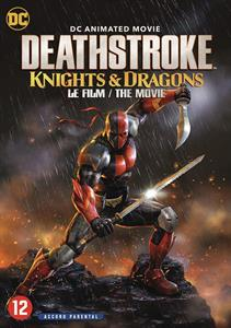 CD Shop - ANIMATION DEATHSTROKE: KNIGHTS & DRAGONS