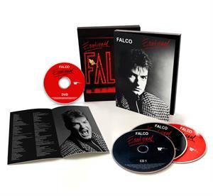 CD Shop - FALCO EMOTIONAL