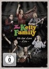 CD Shop - KELLY FAMILY WE GOT LOVE - LIVE