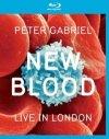 CD Shop - GABRIEL, PETER NEW BLOOD LIVE.. -DELUXE-