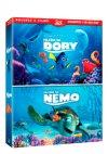 CD Shop - HLEDá SE NEMO + HLEDá SE DORY KOLEKCE 4BD (3D+2D)