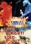 CD Shop - NIRVANA LIVE! TONIGHT! SOLD OUT!