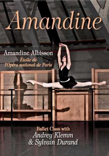 CD Shop - ALBISSON, AMANDINE AMANDINE