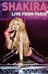 CD Shop - SHAKIRA LIVE FROM PARIS