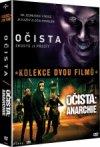 CD Shop - 2 DVD KOLEKCE OčISTA 1+2