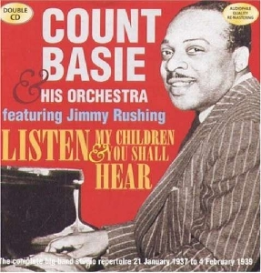 CD Shop - BASIE, COUNT & HIS ORCHES LISTEN TO MY CHILDREN, YO
