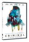 CD Shop - CRIMINAL: V HLAVě ZLOčINCE